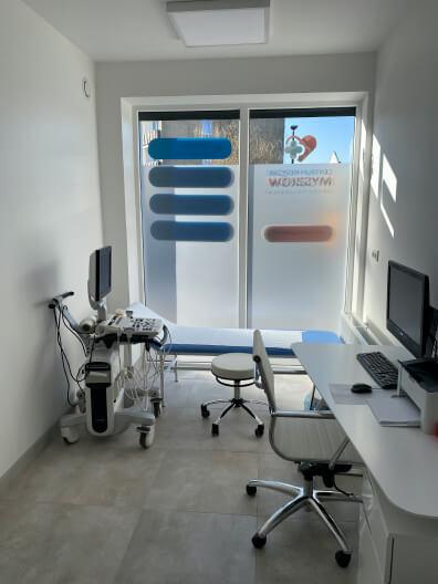gabinet zabiegowy centrum medycznego